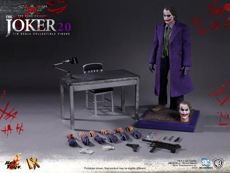 Hot Toys Releases Joker (1)