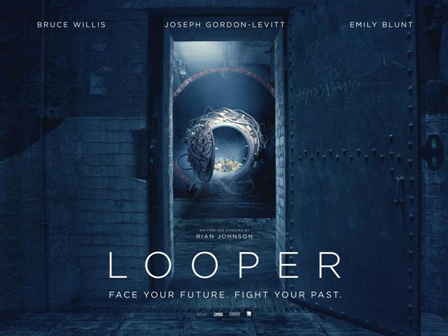'Looper' Poster