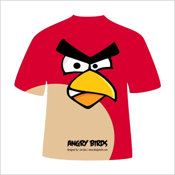 Red-Angry-Bird-Avian-Missile-Player