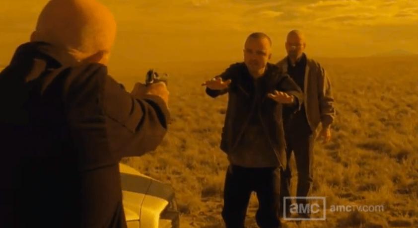 Breaking Bad Season 5 Trailer