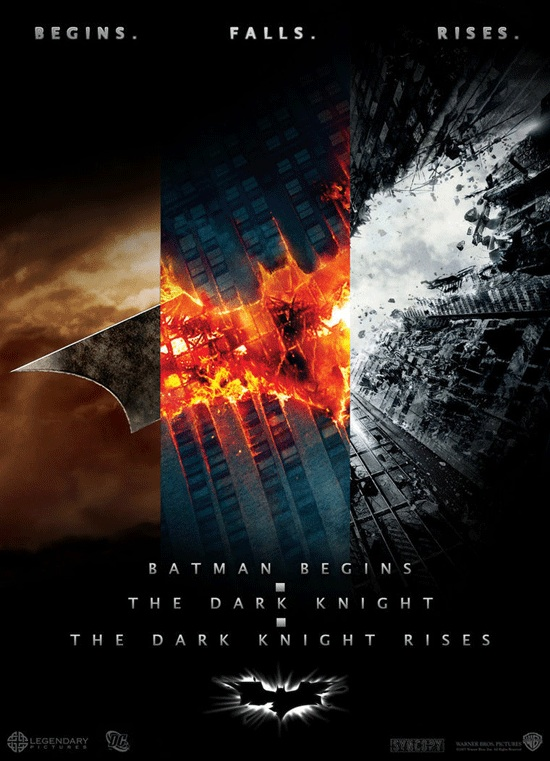 Batman Ultimate Trilogy Trailer
