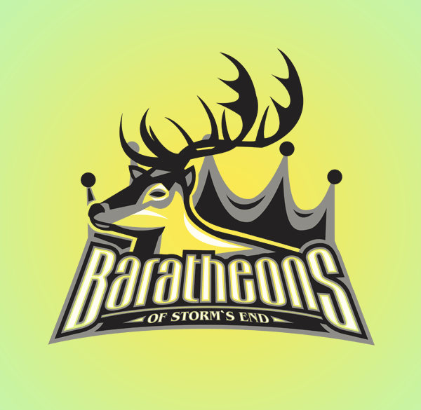 Game Of Thrones Sports Logo (8)