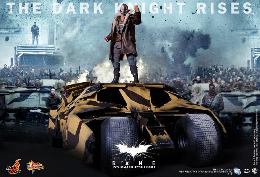 Hot Toys' 'The Dark Knight Rises' Bane (9)