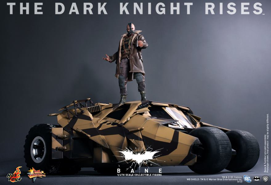 Hot Toys' 'The Dark Knight Rises' Bane (8)