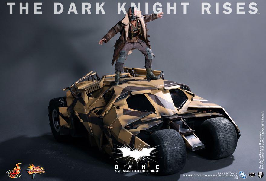 Hot Toys' 'The Dark Knight Rises' Bane (7)