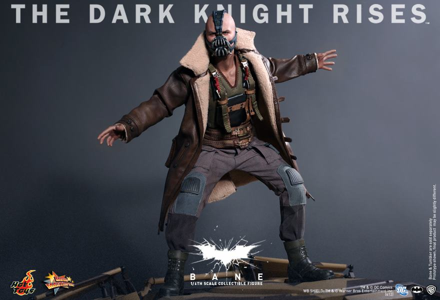 Hot Toys' 'The Dark Knight Rises' Bane (6)