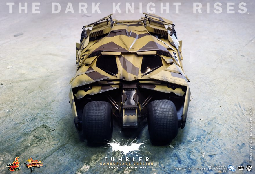 Hot Toys' 'The Dark Knight Rises' Bane (3)