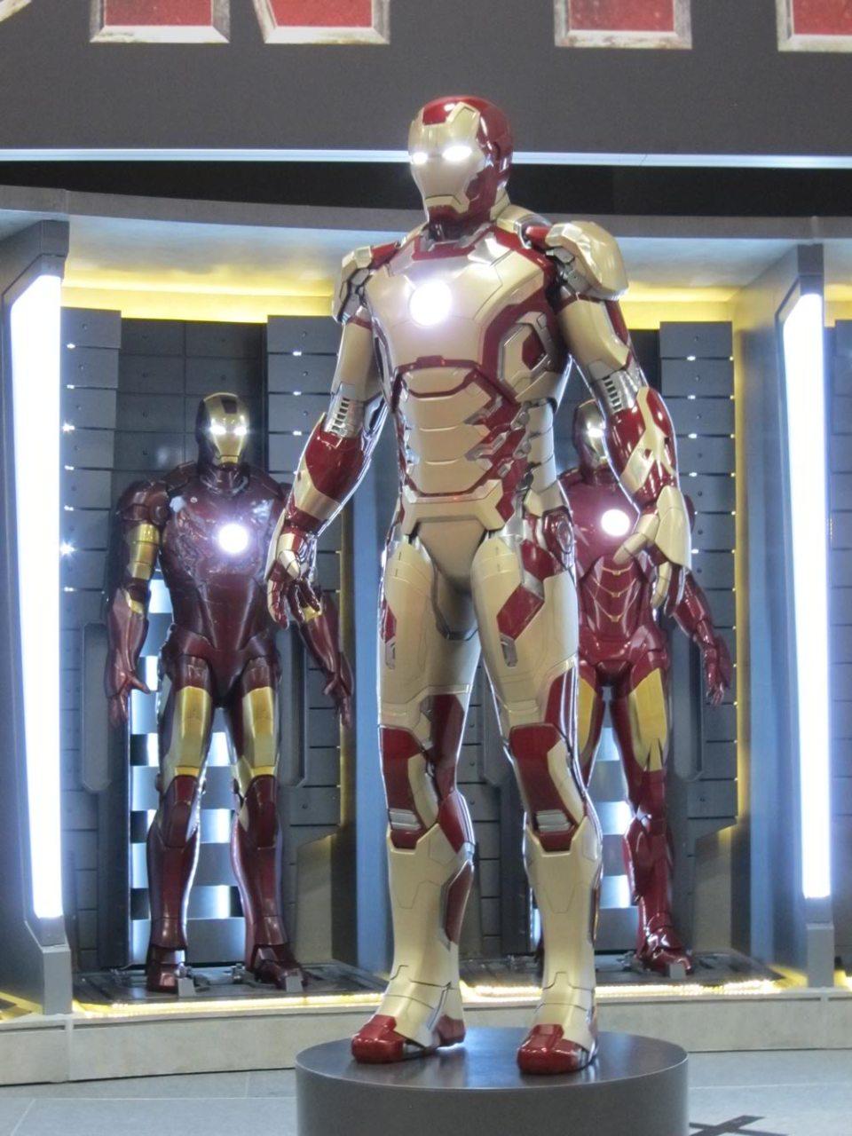 New Iron Man 3 Armor Revealed (3)