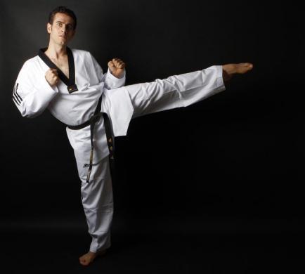 Turkish Taekwondo fighter and Olympic hopeful Bahri Tanrikulu