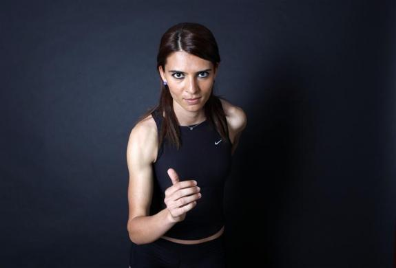 Turkish 800-metre runner and Olympic hopeful Merve Aydin