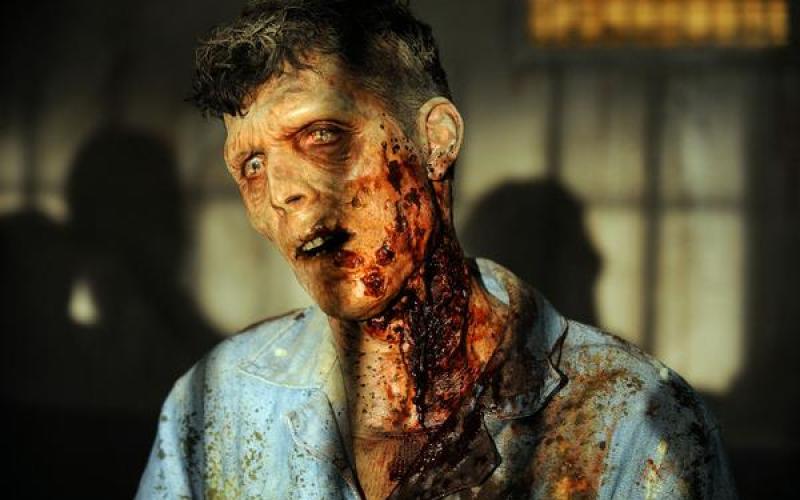 WALKING DEAD Season 3 Zombie Photos