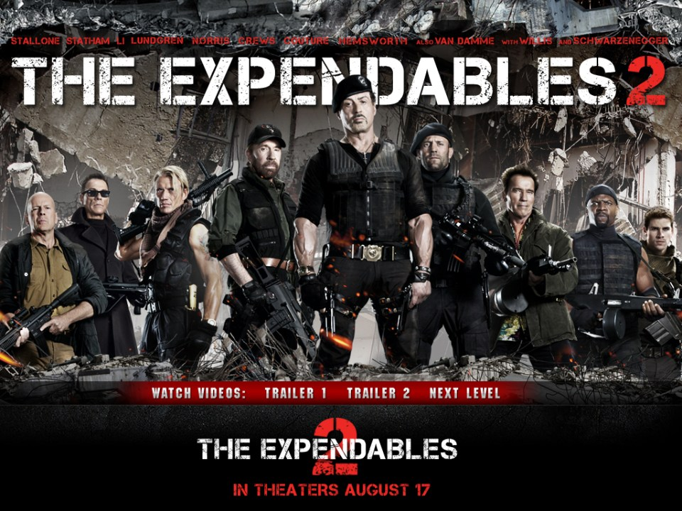 expendables 2