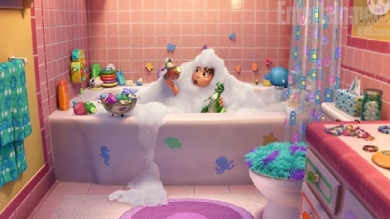 Pixar's New TOY STORY Short