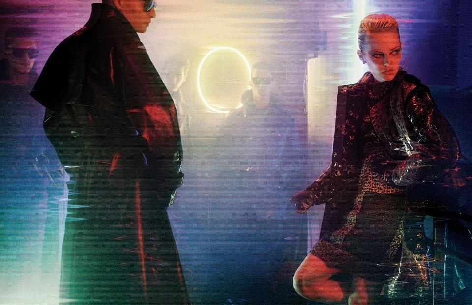 Emma Stone's Blade Runner Photoshoot (2)