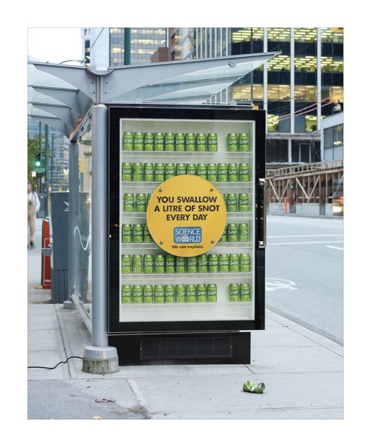 Science World HUGELY Creative AD Campaign (10)