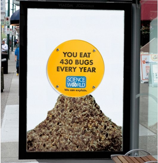 Science World HUGELY Creative AD Campaign (7)