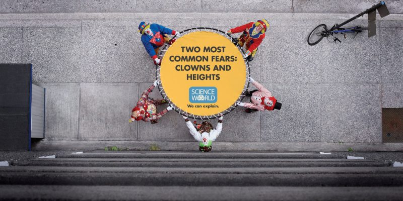Science World HUGELY Creative AD Campaign (1)