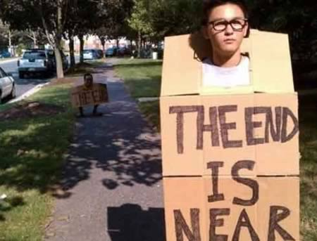 Hilarious End Of The World Signs (10)