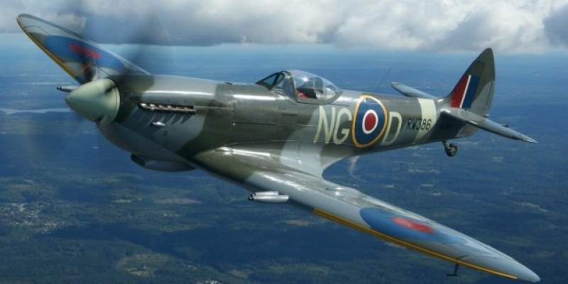 Burma's Expedition For Lost Spitfires
