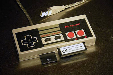 Things You Can Do with Old NES Controllers