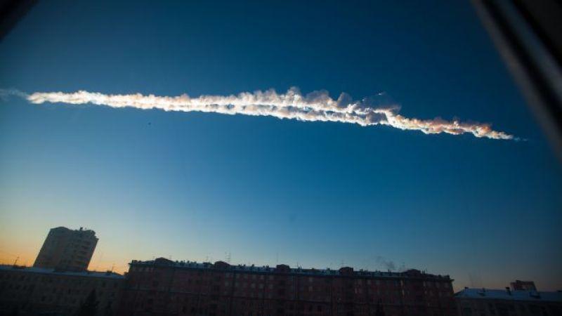 Meteorite Falls in URAL Eastern Russia