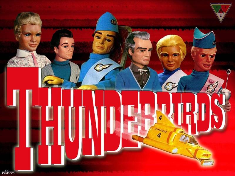 Thunderbirds Are Go Is Confirmed