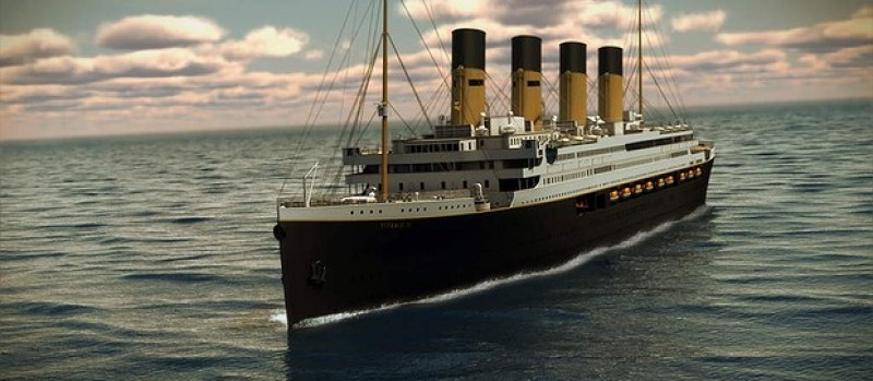 titanic 2 cruise ship