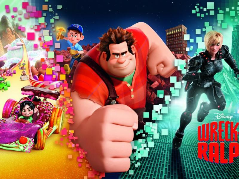WRECK-IT RALPH Deleted Scene