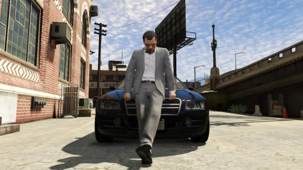 New GTA V pics