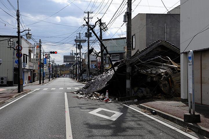 ghost town fukushima