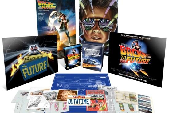 back to the future boxset