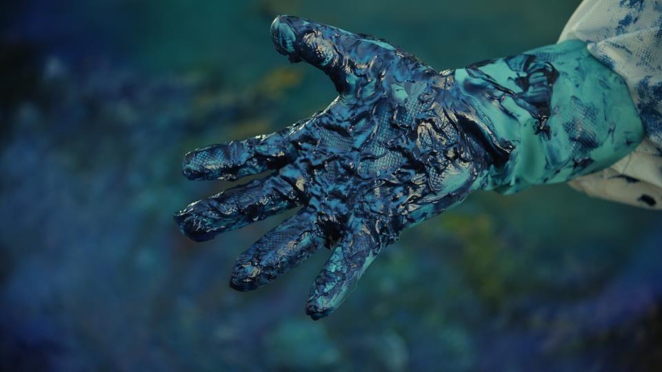 Kaiju Blood Photo From Pacific Rim