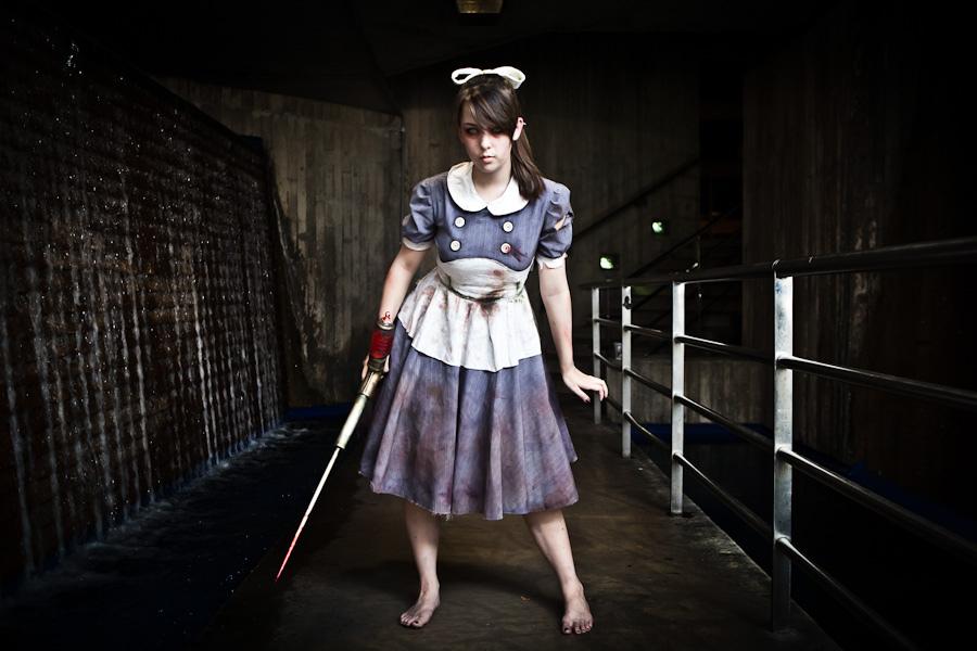 little sister bioshock cosplay