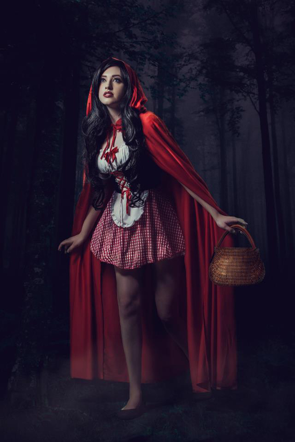 red riding hood cosplays 2013