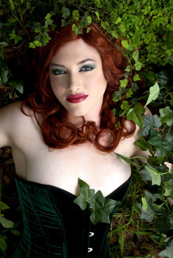 poison ivy cosplays 2013