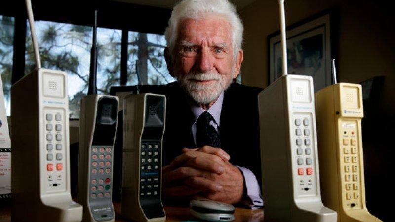 cell phone 40th birthday