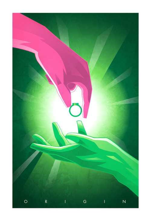 The-Ninjabot-Origins-Posters-Green-Lantern