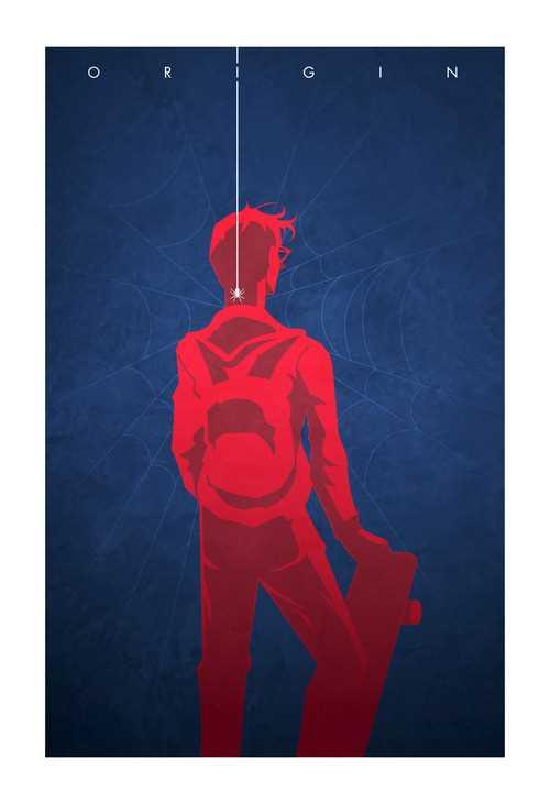 The-Ninjabot-Origins-Posters-Spiderman