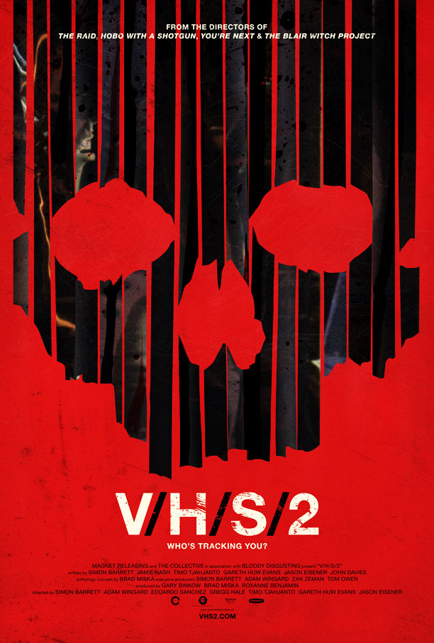 Poster for the Horror VHS 2