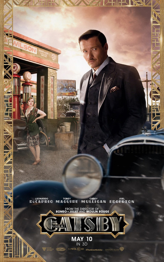 THE GREAT GATSBY 3 New Posters