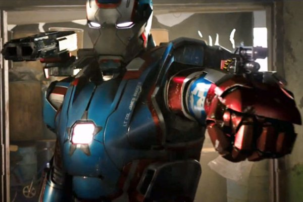 IRON MAN 3 TV Spot with New Footage