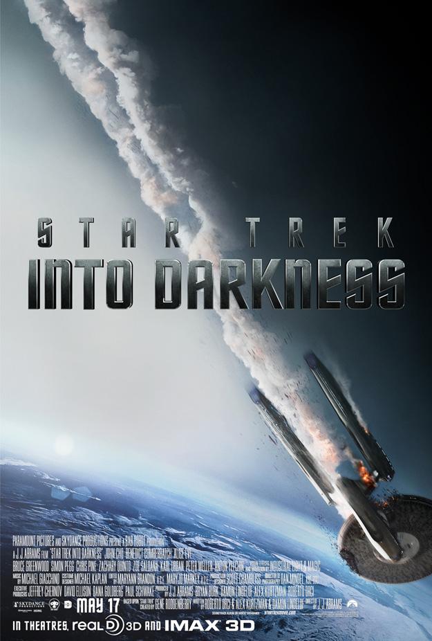 star trek brand new poster