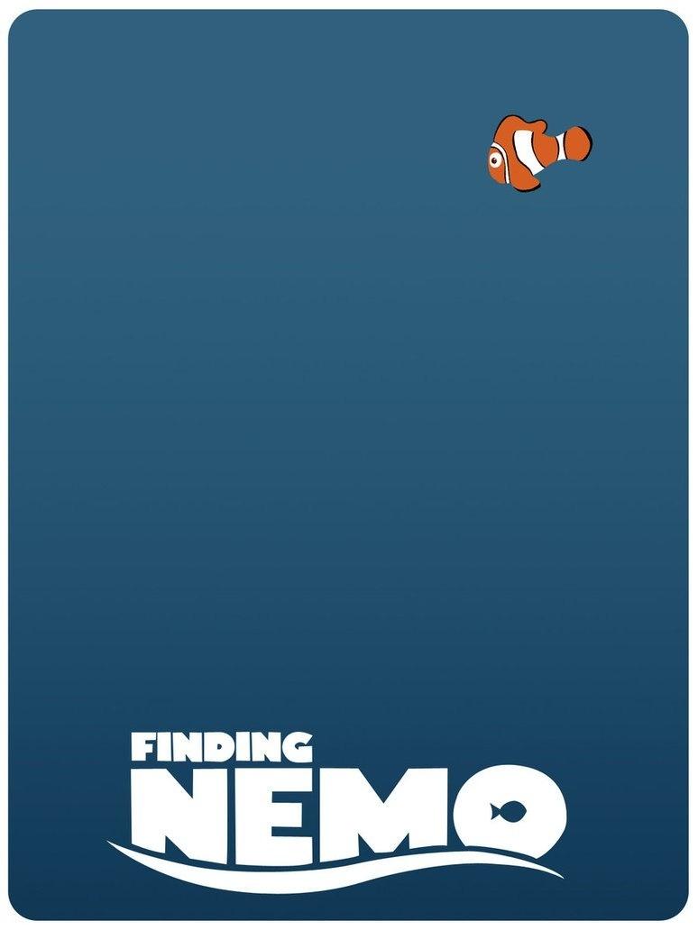 nemo Minimalistic Movie Posters.