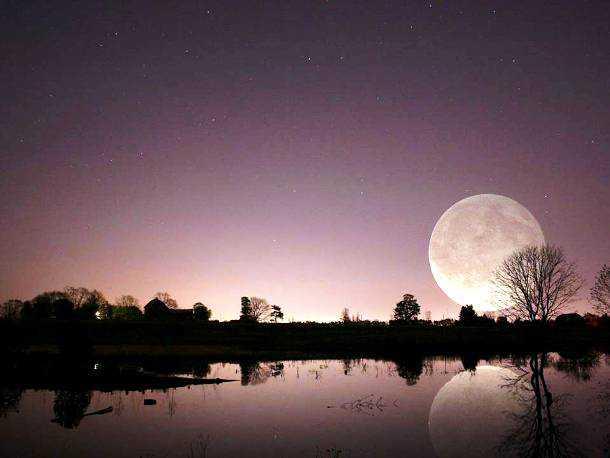 Amazing Supermoon Photos