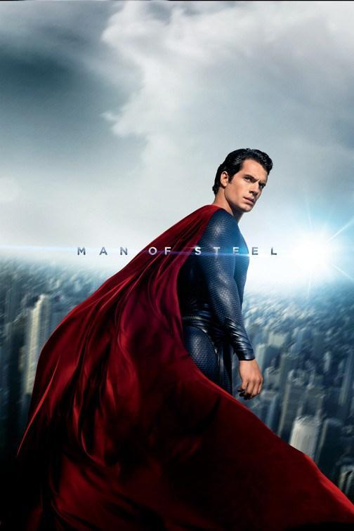 Man of Steel Promo Poster