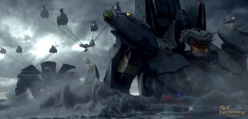 Pacific Rim Screenshots