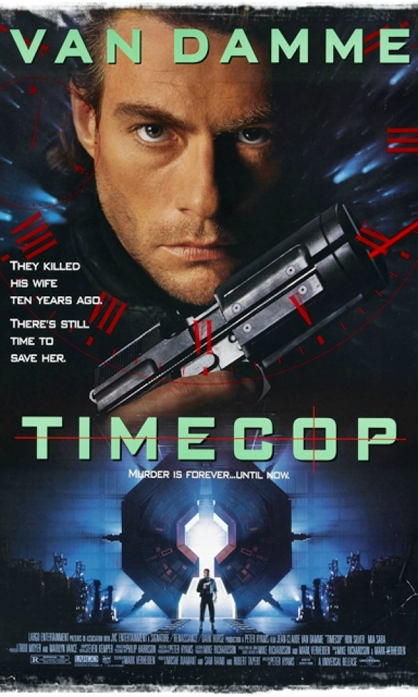 Universal Wants to Reboot Timecop