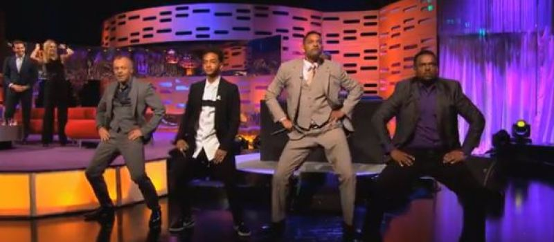 Will Smith Did The Fresh Prince Dance Routine