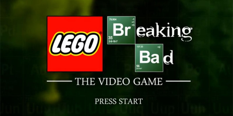 LEGO Breaking Bad: The Video Game