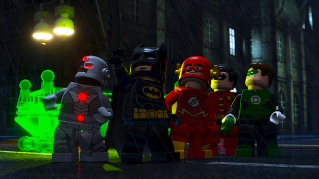 DC Super Heroes Unite